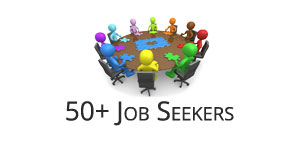50+ Job Seekers
