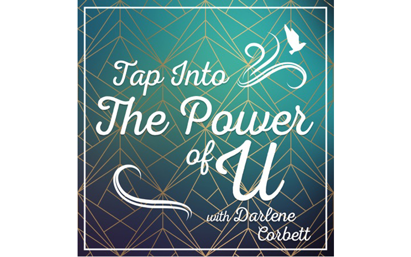 "Melody Beach featured on podcast ""Tap Into the Power of U"""
