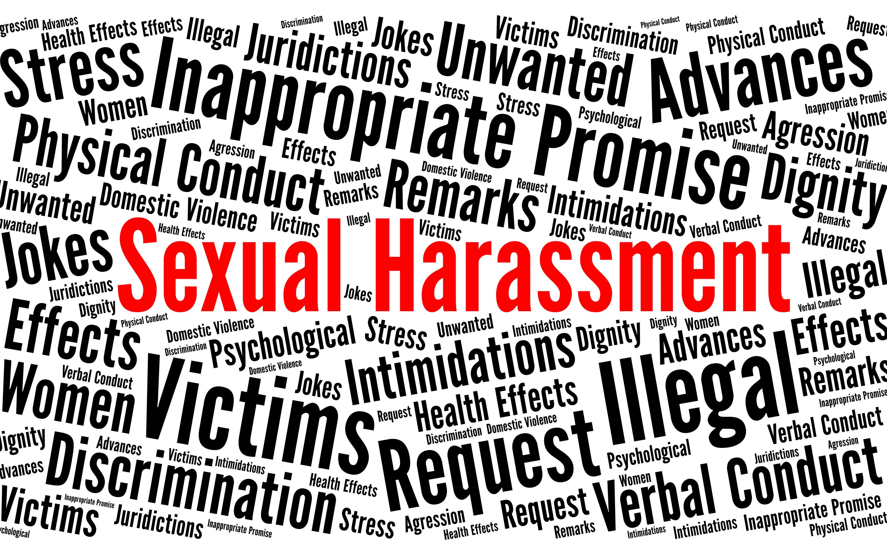 March: Why workplace sexual harassment training is crucial