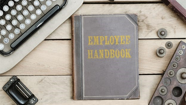 Does your employee handbook reflect new laws and policies?