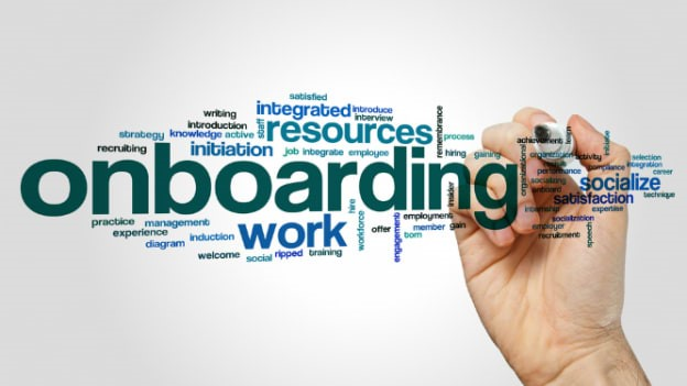 Onboarding is key to a smooth transition for new employees