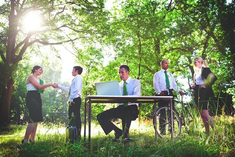 HR helps employers go green